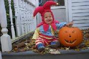 Halloween - töklámpás készítése