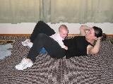 Újra fitten szülés után