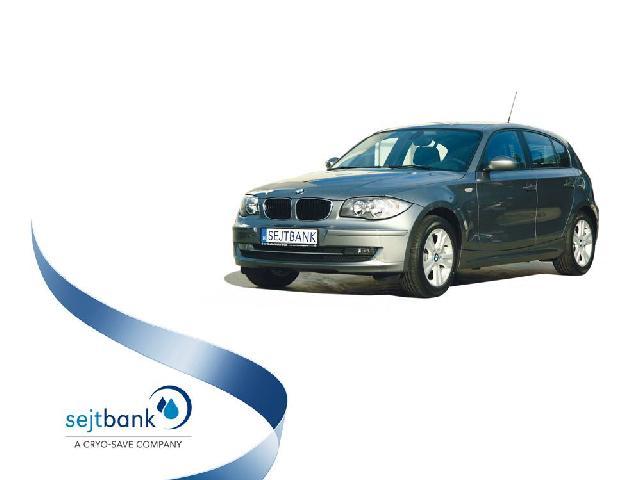 A minőség nem luxus! Őssejttárolással most BMW-t nyerhet!