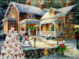 Egy karácsony a Danyi családnál!