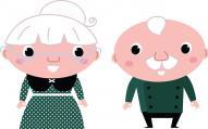 Öreg testben is élhet fiatalos szív békés szerelmet sugározva
