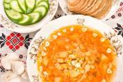 Mindennapi levesünk