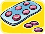 Antiélet tabletta