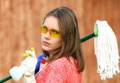 Hogyan segítsen a gyerek a házimunkában?