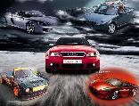 Audi tt képeslapja