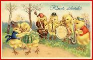 Húsvéti csibék