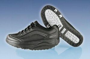 Jobb kondíció lépésről-lépésre: Walk Maxx, a gördülő talpú cipő