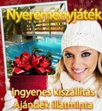 Nyerj wellness hétvégét hetente a parfumcenter.hu-n!