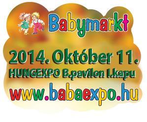 20. őszi BabyMarkt Babaholmibörze és Gyerek Expo