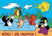 Baráti képeslap