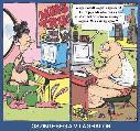 Vicces képeslap