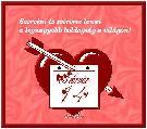 Valentin napi képeslap