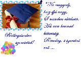 Ballagásos képeslap